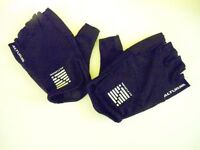 Mens Altura Black Cycling Mitts. Size: Large