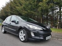 SEPTEMBER 2010 PEUGEOT 308 S DT 5DOOR 1.6 HDI £30 ROADTAX EXCELLENT CONDITION FULL SERVICE HISTORY !