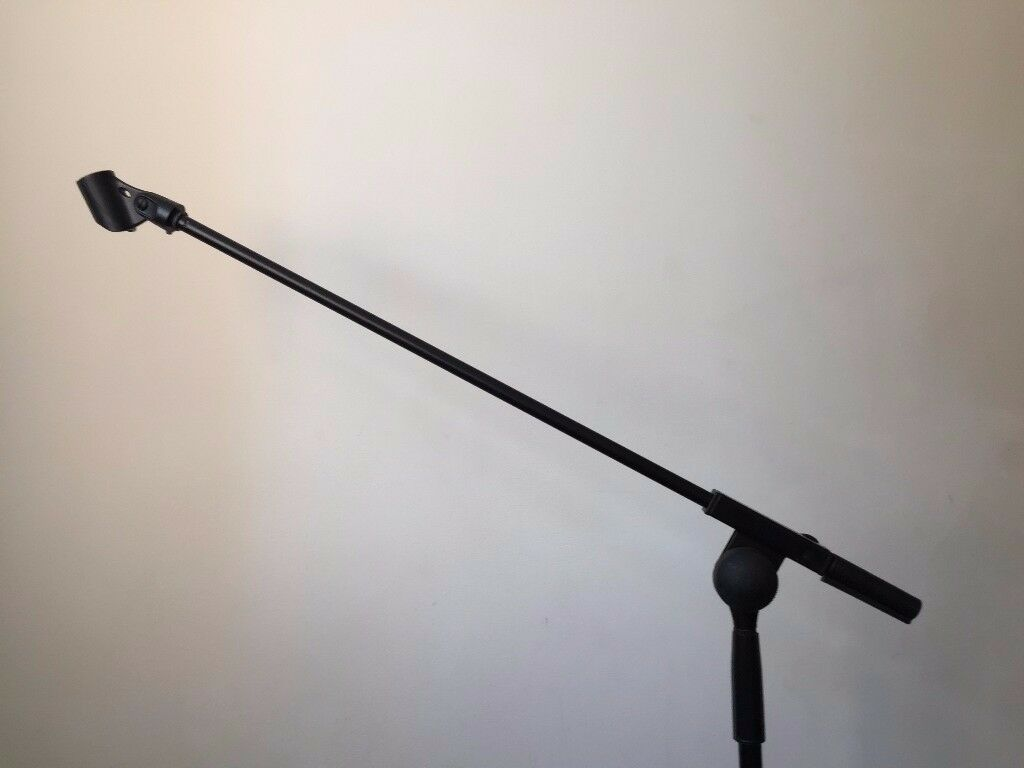 Shure Microphone Stand, as new, hardly used