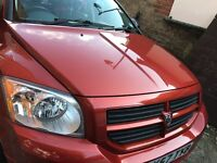 Dodge Caliber 2.0 TD SXT Sport - low mileage