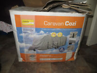 caravan cover, caravan Cozi Riviera cover