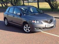 (56) Mazda 3 ts 1.6 , mot - August 2017 , full service history , 2 owners , astra ,focus , megane