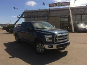 2016 Ford F-150 XLT / 3.5L ECOBOOST TURBO / CREWCAB