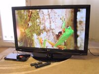 """LG 47LG5010 47"""" Full HD 1080p LCD TV + Samsung Smart Blu-Ray with build in Wi-Fi"""