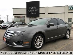 2010 Ford Fusion SEL 3.0L V6 AWD | LEATHER | NO ACCIDENTS Kitchener / Waterloo Kitchener Area image 1