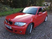 2006 BMW 118D M SPORT 6 SPEED EX.CONDITION 12 MONTHS MOT.