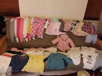 Baby clothes bundle - girl 3 - 6 months