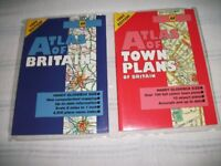 Atlas and Town Maps of Great Britain