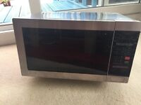 Microwave, electric oven & grill