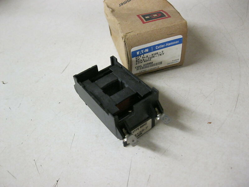 Eaton Cutler Hammer 277 volt 9-3125-7 Coil for Contactors & Starters