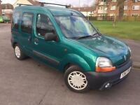 Renault Kangoo, Diesel, 12 months MOT, Service History, drive's like new!
