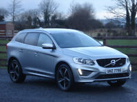 2013 VOLVO XC60 2.4 D5 R-DESIGN LUX NAV AUTOMATIC **VERY HIGH SPEC**