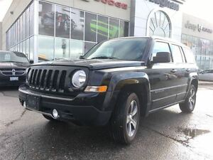 2016 Jeep Patriot High Altitude 4X4 - Leather - Power sunroof