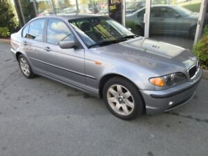 2005 BMW 3 Series X-DRIVE AWD V6 AUTO IN GREAT SHAPE