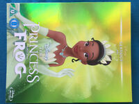 Special Edition Slip Cover (O-ring) for Disney's Princess and the Frog (Blu-ray)