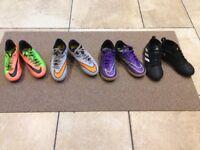 Boys football boots