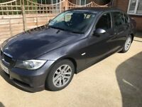 2006 (06) BMW 320D SE 2.0 DIESEL GREY FULLY LOADED, DRIVES WITHOUT FAULT