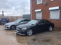 Mercedes C300h, Prius and Bmw for rent £100 per week Uber ready