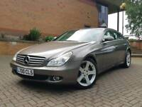 Mercedes-benz CLS 320 CDI - AUTO - LOW MILEAGE 116K - FULL SERVICE HISTORY