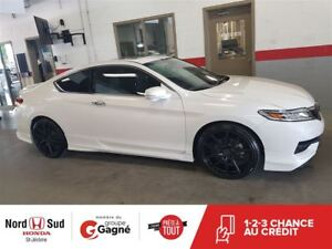2017 Honda Accord Touring V6*DEMO*KIT DE JUPE* A VOIR!!!