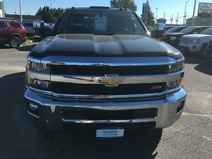 2015 Chevrolet SILVERADO 2500HD LTZ 4WD| Park assist Kingston Kingston Area image 8