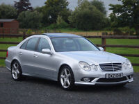 2009 MERCEDES E320 CDI SPORT AUTOMATIC **EXCEPTIONAL THROUGHOUT**