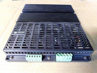 Vicor Flatpac Vi-ra333-eyyx - 120-240vac In To 2x 24vdc50 24vdc75 Watt Out