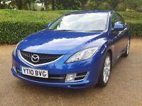 2010 Mazda 6 SL, Full Mazda History, Long Mot, Warranted Mileage, Hpi Clear, 3595 Ono