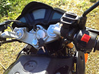 Skyjet 125 - 26 motorbike excellent condition not been used on the road