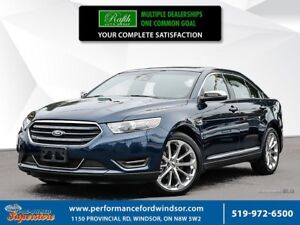 2017 Ford Taurus Limited ***CAP UNIT, AWD, NAV***