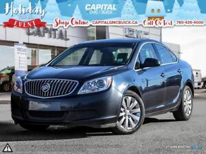 2016 Buick Verano DUAL CLIMATE CONTROL CRUISE AUX INPUT 61K KMS
