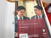 CIMA Study Material for Management and Strategic Level