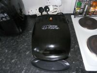 George Foreman Fat Reducing Health Grill - 4 Portion