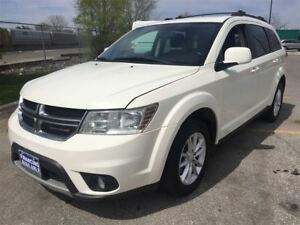 2013 Dodge Journey SXT | fold flat rear seats