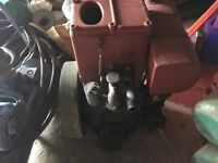 stationary engines and parts, trolleys wanted, vintage