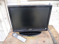 "19"" FLAT SCREEN TV IN EXCELLENT WORKING ORDER"