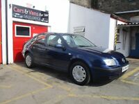 2006 Volkswagen Bora 1.4 4dr ONE OWNER FULL SERVICE HISTORY