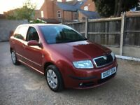 Skoda Fabia 1.2 HTP 12v Ambiente 5dr, FULLY SERVICED, FULL SERVICE HISTORY, DRIVES VERY WELL