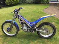Sherco trails bike for sale