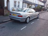 BMW E36 328 2.8i M Sport Coupe Automatic Swap for Van