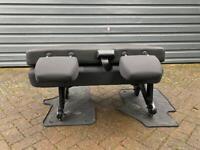 Vw T6 Combi Sonora Rear Double Seat.Genuine