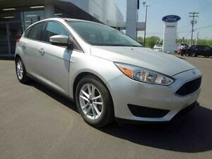 2015 FORD FOCUS SE/Hatch/2.9% Finance/Bluetooth/Cruise