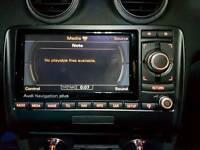 AUDI TT RS TTS TT LED SAT NAV CD SD MMI RNS