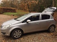 Vauxhall Corsa 1.2 Exclusive 2010, 4 Door, Petrol, AMAZING CONDITION, ONLY 31 000 miles