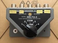Alpha Delta coax switch