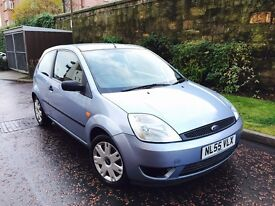 FORD FIESTA 1.25 STYLE 55 PLATE ONLY 49,000 MILES WITH FULL HISTORY UP TO DATE