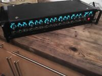 HH MA 150 MIXER AMP FROM 1980,s WORKNG ORDER