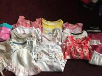 Girls 3-6mths Clothes Bundle
