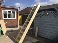 Stairs/ steps. ( Totton )
