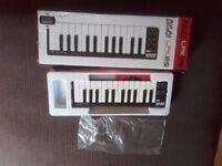 AKAI LPK25 25-Key Portable USB MIDI Keyboard